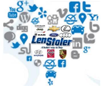 LenStolerAudi - Len stoler audi